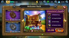 Oz Kingdom: Welcome Back Interstitial Adventurer's Bundle Offer