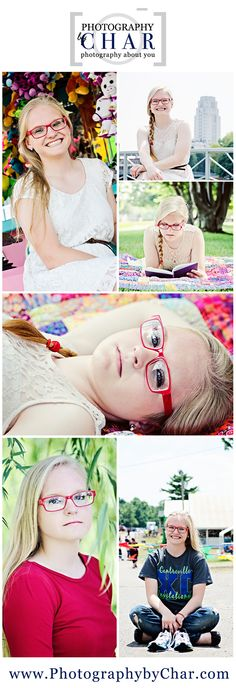 Female Senior Portrait Posing & Location Ideas - Southern Michigan - Downtown Battle Creek - Kalamazoo River - Battle Creek - Senior Portraits - Battle Creek Area Math & Science Center - Branch County 4H Fair Grounds - Coldwater