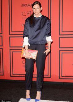 Jenna Lyons CFDA Awards 2013