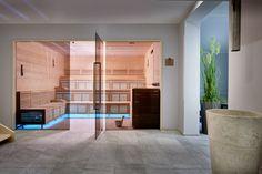 Sauna Wellness Spa, Art Pieces, Divider, Room, Furniture, Home Decor, Relaxing Room, Real Estates, Alps