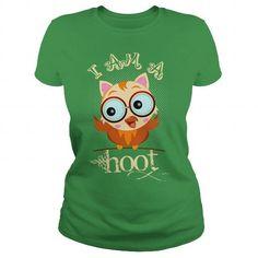 I Love Ltd Edition I am a Hoot Shirts & Tees