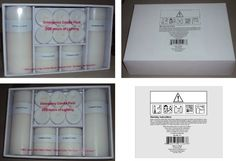 200 Hour Emergency Candles Essential Disaster Preparedness Value Bulk Pack