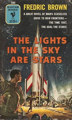 The Lights in the Sky are Stars (1953) by Vintage Cool 2, via Flickr