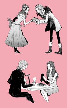 http://duckhymn.tumblr.com/post/45162593851/haroldplumage-duckhymn-i-have-finally Rumbelle