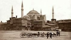 """Istanbul during the Ottoman Empire through the eyes of a European officer. Inspired by the """"Letters from Turkey"""" book of Moltke."""