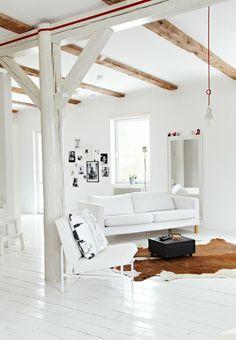 Cherry Blossom Blog - living room