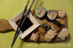 Sushi Futomaki e Nigiri