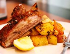 Lamb Ribs - looks delish! Lamb Ribs, Gordon Ramsey, South African Recipes, Marmite, Filipino Recipes, A Food, Delish, Roast, Sydney