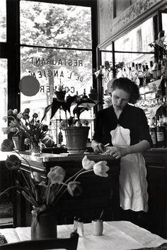 mimbeau:  Paris 1950 Edouard Boubat