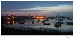 - La valse des bateaux - - Locmariaquer, Bretagne