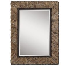 View the Uttermost 7631 Tehama Small Mirror at Build.com.
