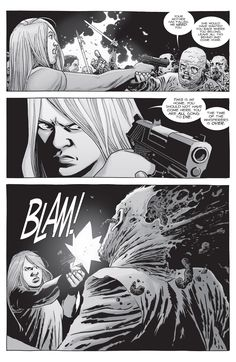 The Walking Dead Issue #160 - Read The Walking Dead Issue #160 comic online in high quality
