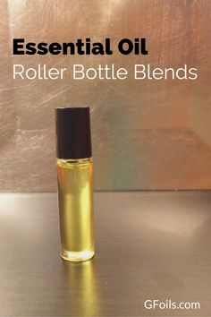 Want to make your own Essential Oil Roller Bottles? Here are some easy recipes and a step by step guide Productivity Tip Doterra Essential Oils, Essential Oil Blends, Roller Bottle Recipes, Aromatherapy Oils, Aromatherapy Recipes, Doterra Oils, Yl Oils, Living Oils, Step Guide
