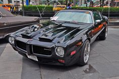 """The Muscle Car History Back in the and the American car manufacturers diversified their automobile lines with high performance vehicles which came to be known as """"Muscle Cars. Pontiac Gto, Chevrolet Camaro, Chevy, Pontiac Firebird 1970, 1969 Chevelle, Ford Mustang, Mustang Cars, American Muscle Cars, American Sports"""