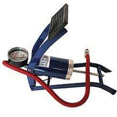 Great Value Single Cylinder Metal Foot Pump With Pressure Guage To Inflate Your Bicycle Tyre, Airbed / Paddling Pool Verdi http://www.amazon.co.uk/dp/B00ULGZTCC/ref=cm_sw_r_pi_dp_sFVgwb1SZ6GE3