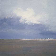 John Bell is an artist based in Ayrshire, Scotland. He paints mainly landscapes and seascapes, particularly along the Ayrshire coast near his home in Troon and the coast of Fife, where he was brought up.    His paintings capture the mood of the Scottish landscape and the drama of the Scottish weather.