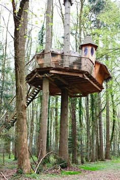 Tree for Two ~ Treehouse