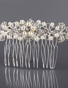 Women Alloy Hair Combs With Wedding/Party Headpiece. Get awesome discounts up to 70% Off at Light in the Box using Coupons.