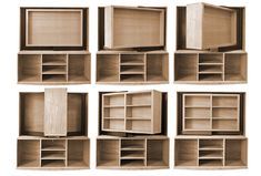 REVERSIBLE MEDIA CENTER SHELVING | Inhabitat - Sustainable Design Innovation, Eco Architecture, Green Building