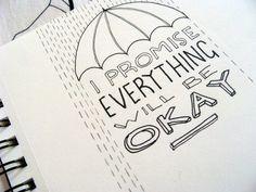 Rainy Day Quote