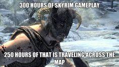 Skyrim (funny)