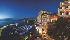 The Best Hotels In Italy: The Grand Hotel Excelsior Vittoria In Sorrento
