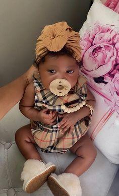 Black Kids Fashion, Cute Kids Fashion, Baby Girl Fashion, Pretty Kids, Pretty Baby, Mix Baby Girl, Baby Girls, Cute Family, Baby Family