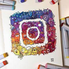 Cool Instagram logo by  @vexx_art  #art #artist_4_shoutout #blvart #art_spotlight #art_collective #art_empire #artextreme #imaginationarts #artistic_support #artistic_nation #worldofartists #phanasu #mizu_art#worldofpencils #drawing_feature#drawings #drawing#mixedmedia #artsanity#pencildrawing#artoftheday#artsy #artofvisuals #stunning#beautiful #creativity #arts_help