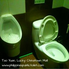 Philippines Public Toilet Chronicles: Public Toilet: Tao Yuan in Lucky ChinaTown Mall
