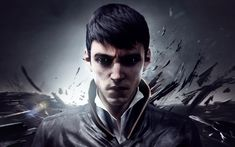 Download wallpapers The Outsider, 4k, Action-adventure, Stealth-action, Dishonored 2