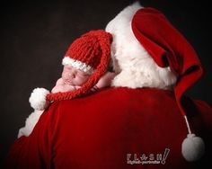For next Christmas with Grandpa John and new baby! @Kaylee Score Score McCullough Christmas baby by ForeverHandmade via Etsy