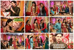 Dhamakedar entry of Dulhay walay LIVE in Utho Jago Pakistan, Geo Tv, Morning Show, Live
