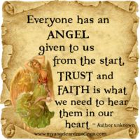 Inspirational Quotes - Angel Quotes - Uplifting Quotes - Angel Sayings - Angel Blessings - Angel Poems - Image Quotes - Parchment Quotes Pomes, I Believe In Angels, My Guardian Angel, Angel Pictures, Angel Cards, Angels In Heaven, Religious Quotes, Trust God, Gods Love