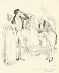 Jane Austen - Orgoglio e pregiudizio, Vol. I - cap. 18 (18)