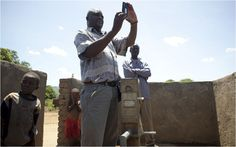 Real Time Data for Water & Sanitation (via Water for People)