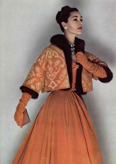 17 Best images about ♡ 1950s Fashion ♡ on Pinterest | Models, Harpers bazaar and Nina ricci