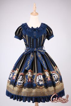 ★COMING SOON★ CITANUL™ Le Roman de Renart Lolita OP Dress
