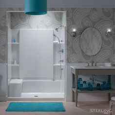 Sterling Plumbing - Contemporary - Bathroom - other metro - by Sterling Plumbing