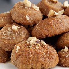 Melomakarona. Greek Honey Cookies -  MyGreekitchen.