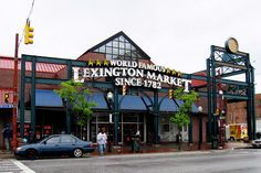Lexington Market in Baltimore. Since 1782! Visit our Lexington model home at www.marketstreethomes.com