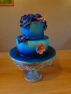 My Birthday cake. - Cake by Zoe Robinson