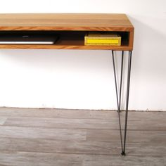 Blanca Mid-Century Desk - Live, Work, Create Collection - Dot & Bo