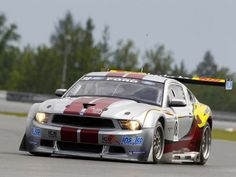 2010 Ford Mustang GT3 race racing supercar supercars muscle