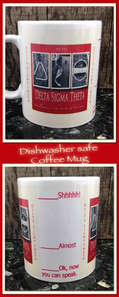 Coffee, Delta Sigma Theta, Sorority