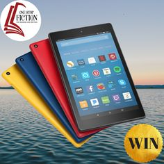 Win the All-New Fire HD 8 Tablet with Alexa (Worldwide) – Ends Sept 30th #sweepstakes https://www.goldengoosegiveaways.com/win-new-fire-hd-8-tablet-alexa-worldwide-ends-sept-30th?utm_content=buffer65e05&utm_medium=social&utm_source=pinterest.com&utm_campaign=buffer
