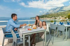 Accommodation in a superior family room with balcony and sea view at Medora Auri Hotel ❤ Best fun for the whole family! https://medorahotels.com/en/family-week-at-medora-auri-family-beach-resort/