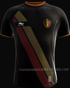 Belgium 2014 World Cup Away Kit World Cup Kits 7d10f9a3e8d53