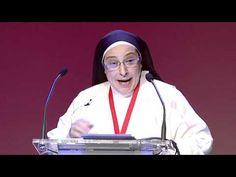 ▶ Ponencia de Sor Lucía en el II Congreso de la Felicidad - YouTube
