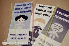 12 Non-Candy Valentines For Kids | The Momma Diaries