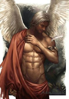 Image result for Male Angels